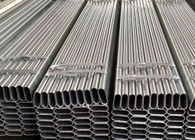 China Circle / Square / Rectangle / Ellipse galvanized, oiled, black Welded Steel Pipes / Pipe factory