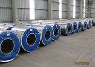 China 750 mm Spangle Zinc Coating Hot Dipped Galvanized Steel Coils factory
