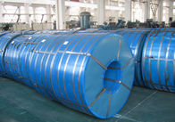 China 750mm - 1250mm Zinc Coated Spangle Hot Dipped Galvanized Steel Coils factory