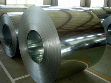 China F12 Hot Dipped Galvanized Steel Coils For Industrial Freezers distributor