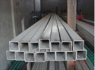 China Hollow Section GB / T13793 / T3091 / T6728 / T6725 galvanized Welded Steel Pipes / Pipe distributor