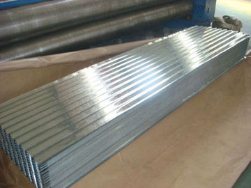 China FULL HARD / SGCC or AS 1397 G550 Galvanized Corrugated Roof Sheets, Roofing Sheet distributor
