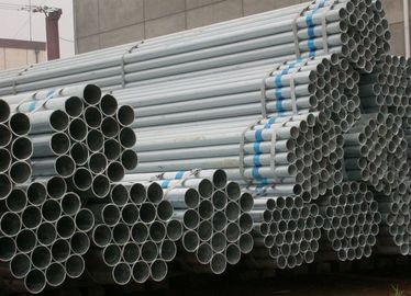 China Round, Square, Rectangle Galvanized or Coated with Oil Welded Steel Pipe / Pipes distributor